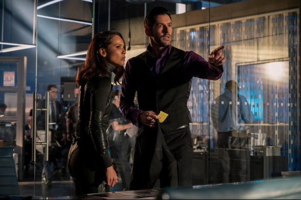 Lucifer Ending Explained Is That God At Climax To Season 5 Part 1 Radio Times