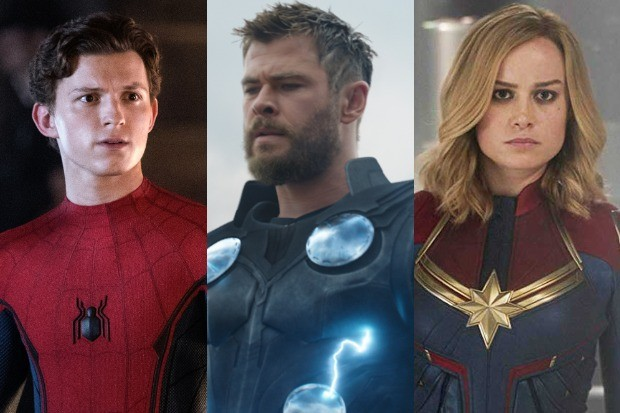 Upcoming Marvel Movies New Release Dates For Phase 4 And 5 Radio Times