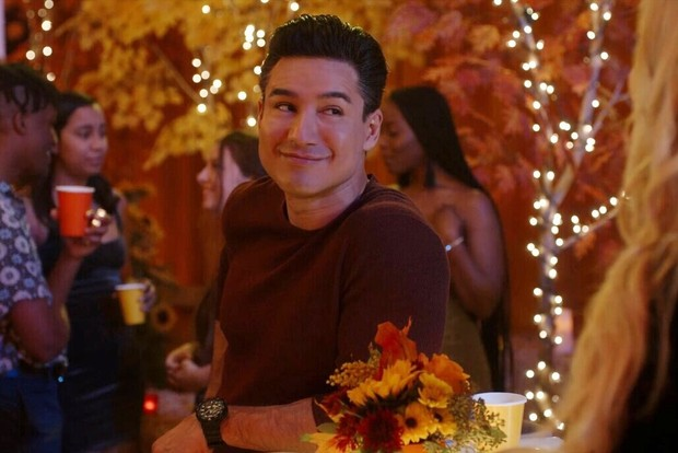 Saved by the Bell reboot – Slater (Mario Lopez)