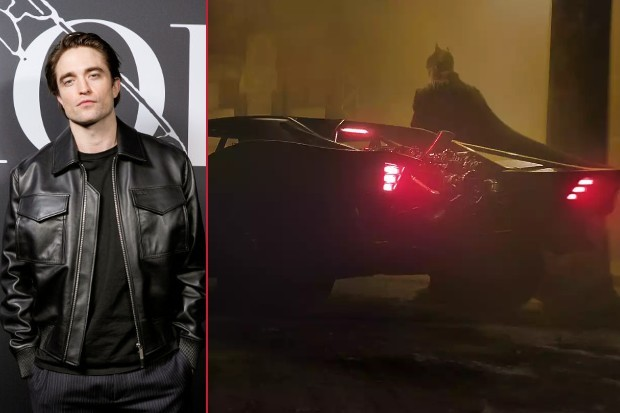 Robert Pattinson stars as Bruce Wayne in The Batman (2021), directed by Matt Reeves