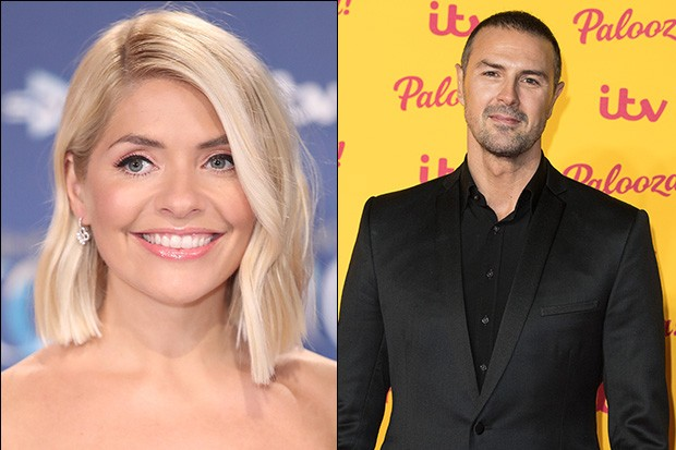 Holly Willoughby and Paddy McGuinness (GETTY)