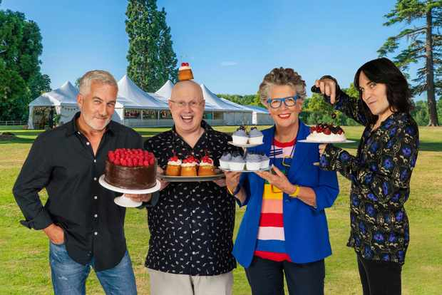 The Great British Bake Off location
