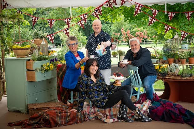 radiotimes.com - Lauren Morris - Great British Bake Off launch marks the biggest Channel 4 broadcast since 1985