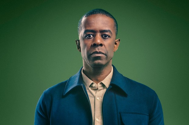Adrian Lester plays David in Life
