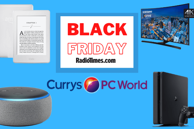 Currys Pc World Black Friday 2020 Top 10 Deals Live Now Radio Times