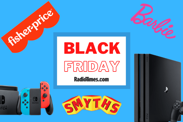 Smyths Toys Black Friday Deals Best Toy Offers From L O L Surprise Nerf Barbie Radio Times