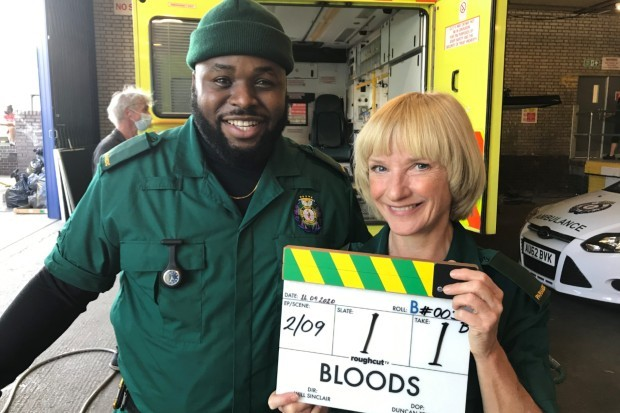 Sky comedy Bloods starts filming