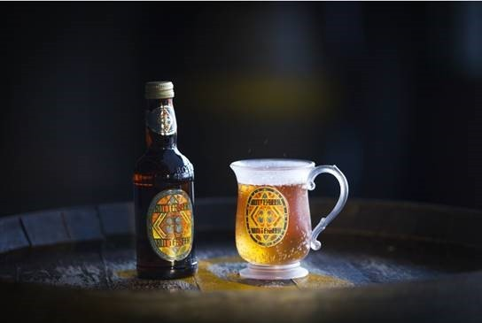 Bottled Butterbeer is now on sale