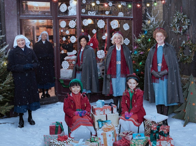 Call The Midwife Christmas Special Release Date Cast Plot And News Radio Times
