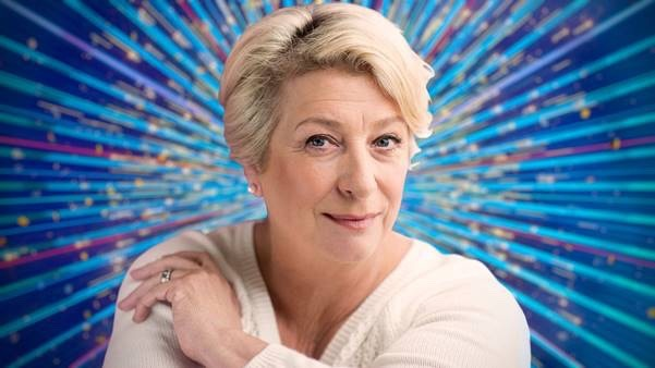 Caroline quentin, Strictly Come Dancing