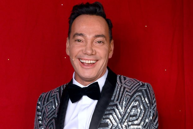 Craig Revel Horwood Celebrity MasterChef