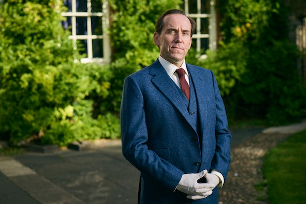Ben Miller in Professor T