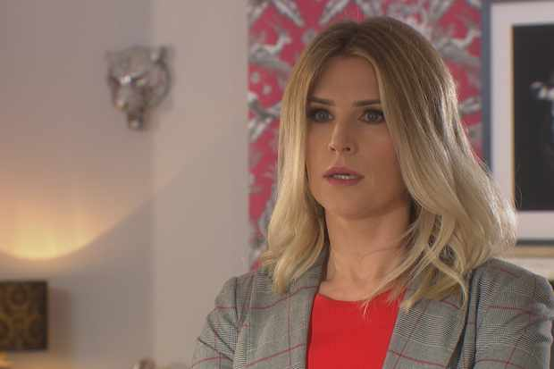 Hollyoaks Mandy Morgan