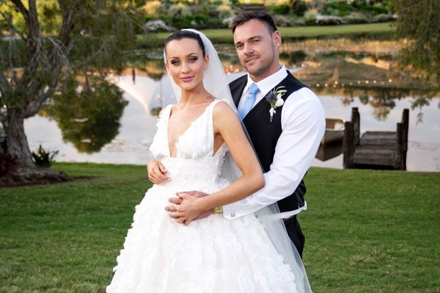 Married at First Sight Australia Ines and Bronson