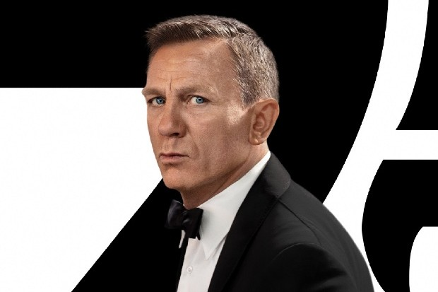 James Bond, No Time To Die Poster