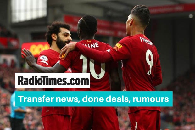Liverpool Transfer News Done Deals Rumours Gossip Ins And Outs Radio Times