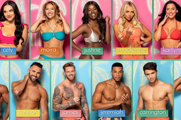 Love Island Usa Season 2 Cast Meet The Contestants Looking For Love Radio Times