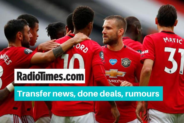 Man Utd Transfer News Done Deals Rumours Gossip Ins And Outs Radio Times
