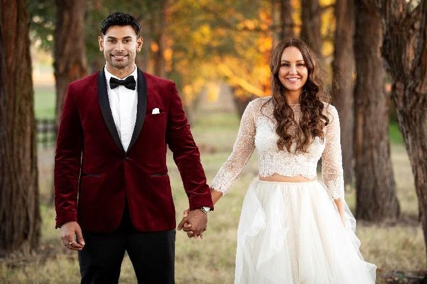 Married at First Sight Australia Melissa and Dino