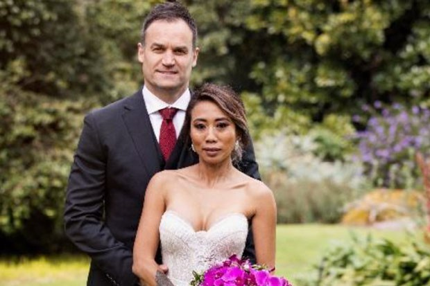 Married at First Sight Australia Ning and Mark