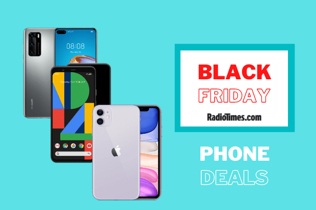 Best Black Friday Phone Contract Deals 2020 Uk Sales And Top Offers Radio Times