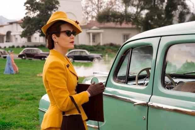 Ratched stars Sarah Paulson on Netflix