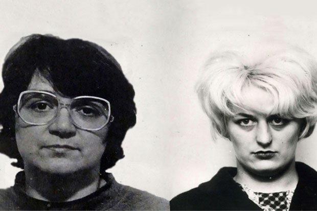 Rose West and Myra Hindley