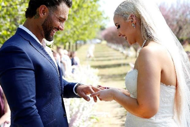 Married at First Sight Australia Sam and Elizabeth