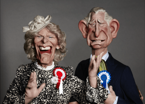 Spitting Image BritBox