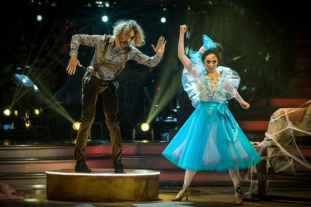 Strictly Come Dancing Halloween Week cancelled
