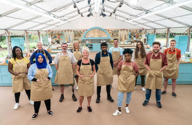 Great British Bake Off 2020 contestants