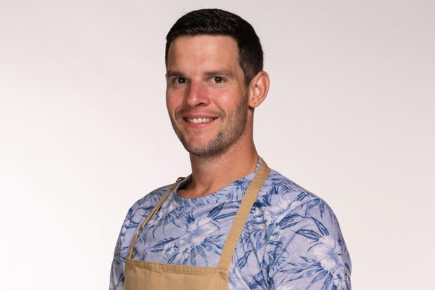 Great British Bake Off 2020 contestant Dave