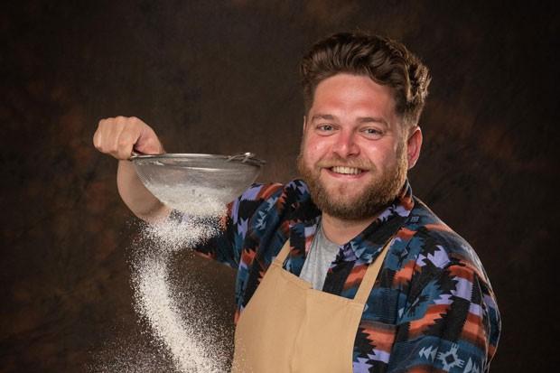 xGreat British Bake Off 2020 contestant Mark