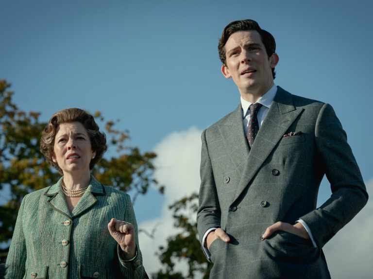 The Crown Season 4 Release Date Netflix Plot Cast Trailer Radio Times