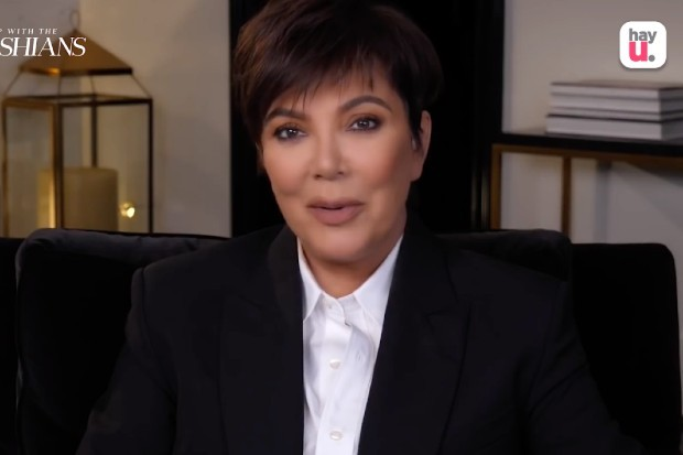 Kris Jenner in Keeping Up with the Kardashians
