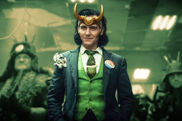 Loki TV show (Tom Hiddleston)