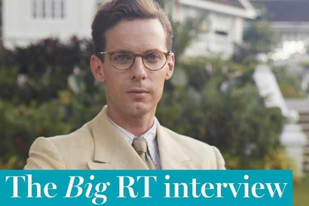 Luke Treadaway in The Big RT Interview