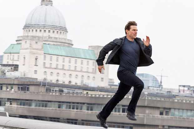 Tom Cruise - Mission: Impossible