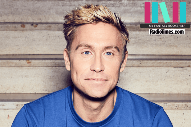 My Fantasy Bookshelf Russell Howard