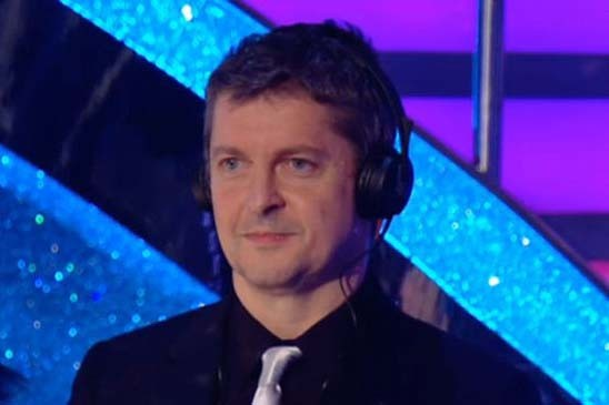 Strictly Come Dancing Dave Arch