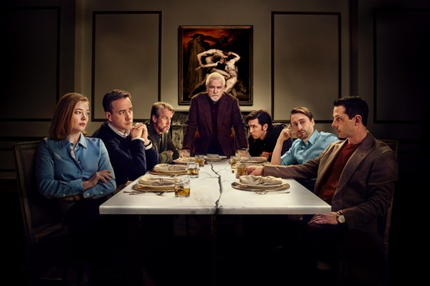Succession full cast (HBO)