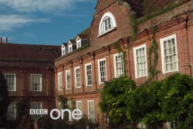 West Horsley Place is where BBC One's Ghosts is filmed