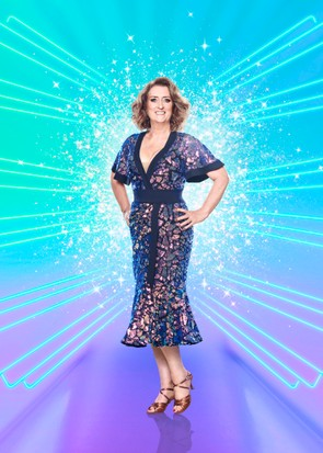 Jacqui Smith Strictly