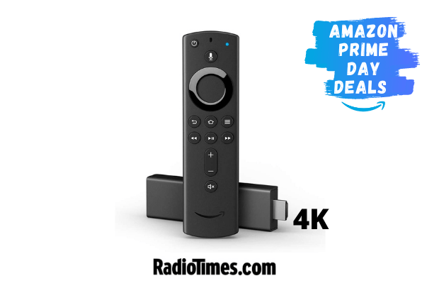 Amazon 4k Fire Tv Stick 29 99 In Prime Day Lightning Deal Radio Times