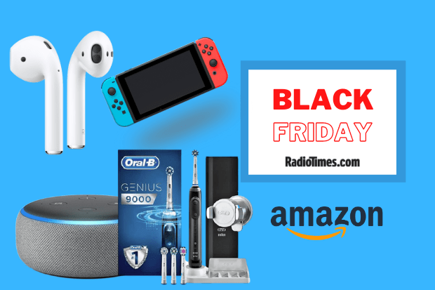 Amazon Black Friday Week 2020 Deals Top Offers Lightning Deals Radio Times