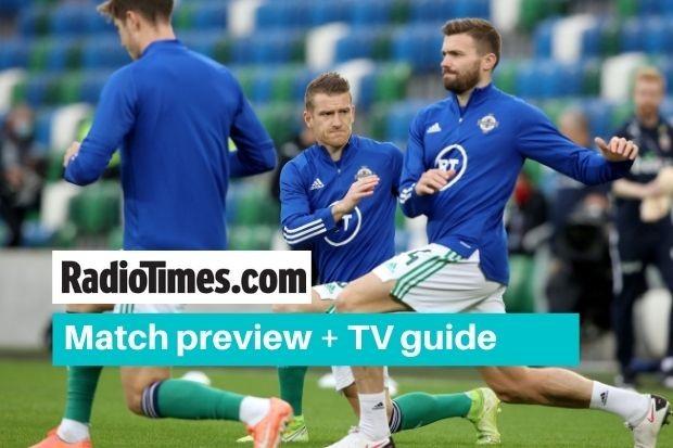 Bosnia & Herzegovina v Northern Ireland live stream and TV channel