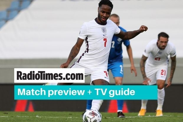 England v Wales live stream and TV channel
