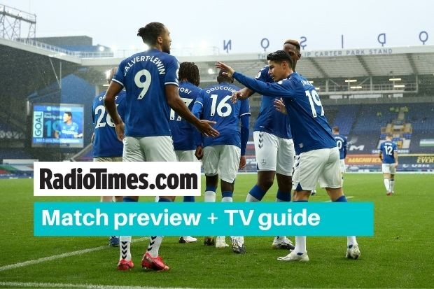 What Tv Channel Is Everton V Liverpool On Kick Off Time Live Stream Radio Times