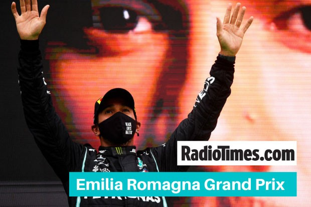 What time is the Emilia Romagna Grand Prix? How to watch on TV – practice, qualifying, race times