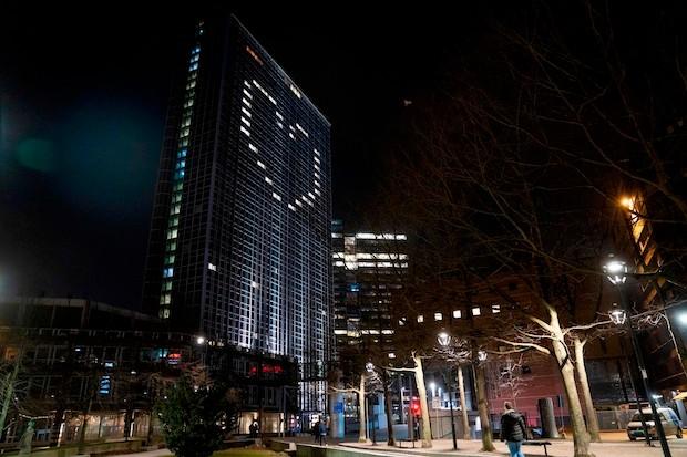 The Radisson Blu Plaza Hotel in Oslo